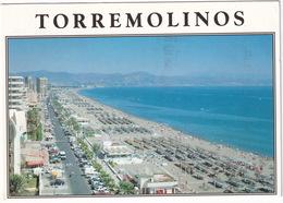 Torremolinos - Vista De La Playa - (Costa Del Sol, Espana) - Malaga