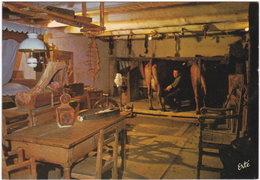 05. Gf. ST-VERAN. Intérieur D'habitation Et Mobilier D'autrefois. 1377 - Francia