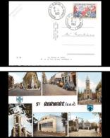 10839 Carte Postale Bouches Du Rhone N°1369 Floralies Fleurs (plants - Flowers) 1963 Marseille Saint Barnabé - 1961-....