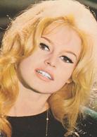 Brigitte Bardot Postcard From 70's - Movie Star, French Actress, Film Memorabilia, European Cinema - Schauspieler