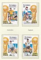 Tuvalu 1994 World Cup FIFA USA Football MNH/** (H47) - World Cup