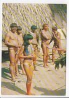 CPM BRASIL Indios Tribo Kamaiura Alto Xingu - Brazil