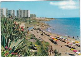 Torremolinos - Playa De Torre Quebrada - (Costa Del Sol, Espana) - Malaga