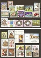 Autriche 1999 - Année Complète MNH - 2101/30 - Petit Lot De 30 MNH - Ste Notburge - Wipa 2000 - Erzberg - Noël - Europe - Österreich