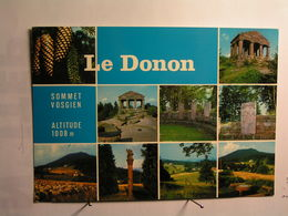 Le Donon - Vues Diverses - Andere Gemeenten