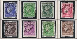 FRANCE PREOBLITERES 1922-1947:   Série Du  Type  'Cérès' Neufs * - Préoblitérés