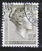Luxembourg 1960 Single 30c Definitive Stamp From The Definitive Set. - Luxembourg