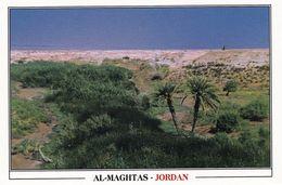 1 AK Jordanien * Al-Maghtas - Hier Soll Die Taufe Jesu Durch Johannes Den Täufer Stattgefunden Haben - Seit 2015 UNESCO - Jordanien