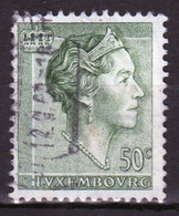Luxembourg 1960 Single 50c Definitive Stamp From The Definitive Set. - Luxembourg