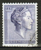 Luxembourg 1960 Single 1f Definitive Stamp From The Definitive Set. - Luxembourg