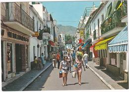 Torremolinos - Calle San Miguel - 'Kodak' Neon - (Costa Del Sol, Espana) - Malaga