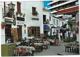 Torremolinos - La Nogalera, Barrio Andaluz - 'Libreria Internacional' Neon- (Costa Del Sol, Espana) - Malaga