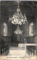 52 - BETTAINCOURT -- Intérieur De L'Eglise - France