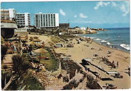 Torremolinos - Vista Parcial Y Playa - (Costa Del Sol, Espana) - Malaga