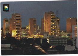 Torremolinos - Playamar De Noche - (Costa Del Sol, Espana) - Malaga