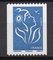 - FRANCE Variété 4159a ** - (TVP) Bleu Marianne De Lamouche Roulette 2008 - SANS PHOSPHORE - Cote 30 EUR - - Variétés Et Curiosités