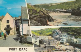 Postcard Port Isaac Multiview My Ref  B12958 - England