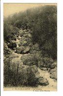 CPA - Carte Postale -BELGIQUE - Vallée De La Hoegne- Les Cascades-1924  VM1988-1 - Theux
