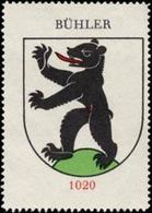 Bremen: Bühler Reklamemarke - Cinderellas