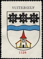 Bremen: Vuiteboeuf Reklamemarke - Cinderellas