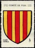 Comté De Foix Reklamemarke - Erinnofilie