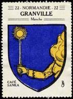 Granville Reklamemarke - Erinofilia