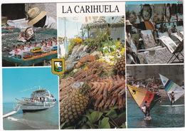 Torremolinos - La Carihuela - (Costa Del Sol, Espana) - Malaga