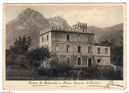 SAN  GABRIELE  DELL' ADDOLORATA (TE):  HOTEL  S. GABRIELE  E  GRAN  SASSO  D' ITALIA  -  FG - Alberghi & Ristoranti