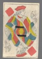 Ancien Jeu De Cartes à Jouer Ancien  VALET CARREAU   2 - Cartes à Jouer Classiques