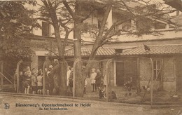CPA - Belgique - Kapellen - Diesterweg's Openluchtschool Te Heide - Kapellen