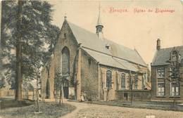 Belgique- Bruges  église Du Béguinage      Réf 6040 - Other