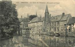 Belgique- Bruges Le Quai De Rosaire- Rosenhoed Kaai      Réf 6041 - Other