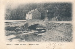 CPA - Belgique - La-Roche-en-Ardenne - Laroche - Le Pont Des Gates - Route De Hives - La-Roche-en-Ardenne
