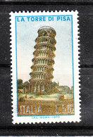 Italia  - 1973. Torre Di Pisa. - Architectuur