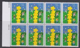 Europa Cept 2000 Azores 1v Bl Of 8 ** Mnh (42272B) - Europa-CEPT