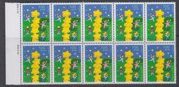 Europa Cept 2000 Azores 1v Bl Of 10 ** Mnh (42272C) - Europa-CEPT