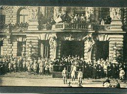 CPA - Le Général Gouraud Passant En Revue Les Troupes Françaises à Strasbourg Le 22 Novembre 1918, Très Animé - Guerre 1914-18