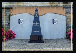 08  CONTREUVE   ...monument Aux Morts - France
