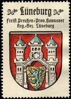Bremen: Lüneburg Reklamemarke - Cinderellas