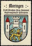 Bremen: Moringen Reklamemarke - Cinderellas
