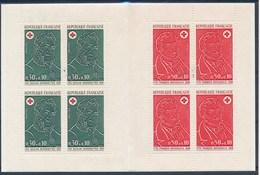 FRANCE - Carnet 2021 - Croix-Rouge 1972 - MNH** - Cote 10,00 € - Croix Rouge