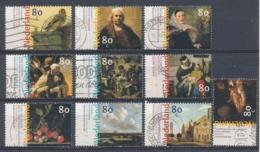 Nederland/Netherlands/Pays Bas/Niederlande 1999 Mi: 1720-1729 Yt: 1693-1702 Nvph: 1826-1835 (Gebr/used/obl/o)4347) - Gebruikt