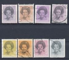 Nederland/Netherlands/Pays Bas/Niederlande 1981 Nvph: 1238A<>1251A (Gebr/used/obl/o)4351) - Periode 1980-... (Beatrix)