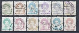 Nederland/Netherlands/Pays Bas/Niederlande 1991 Nvph: 1488-1501 (Gebr/used/obl/o)4353) - 1980-... (Beatrix)