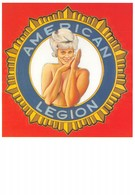 Mel RAMOS - Miss American Legion - Collection Louis K. Meisel, New-York - Nu Dessiné - Pin-Up - Illustrators & Photographers