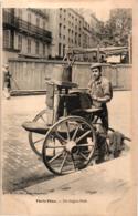 PARIS VECU UN GAGNE-PETIT REF 59526A - Petits Métiers à Paris