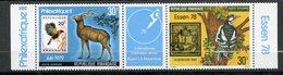 Rwanda, Yvert PA12&13, Scott C12&13, MNH - Poste Aérienne