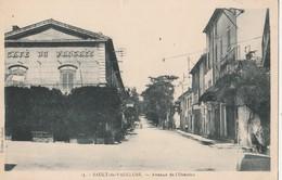 CPA 84 SAULT AVENUE DE L'ORATOIRE - France
