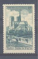 Año 1947 Nº 776 Notre Dame Paris - France