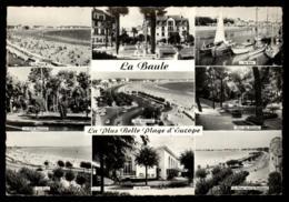 44 - La Baule-Escoublac 1286 - Multivues Plage Port Golf Miniature Parc Dryades #04382 - La Baule-Escoublac